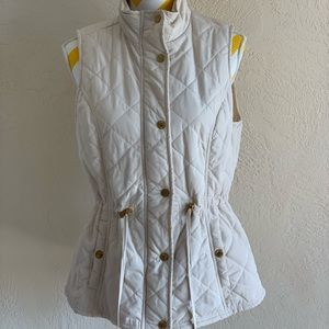 Cynthia Rowley puffer vest